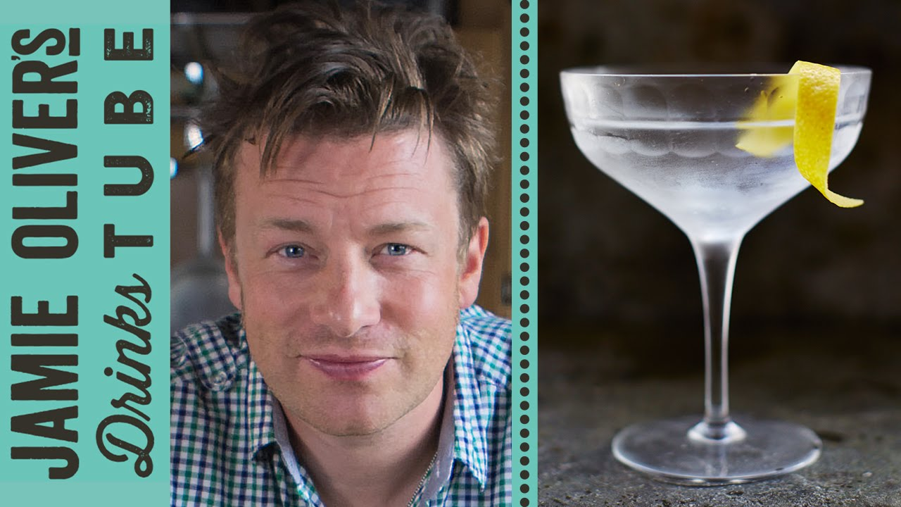 Vodka Martini Cocktail – Four Ways
