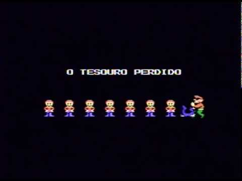 The Goonies (1986, MSX, Konami)