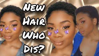BIG CHOP 2020 | 4C Short Natural Hair - Cutting My Hair Off ! *