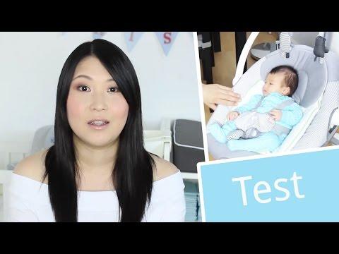 Test: Joie Babyschaukel Serina 2 in 1   babyartikel.de