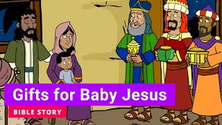 """Primary Year A Quarter 4 Episode 13: """"Gifts For Baby Jesus"""""""