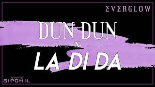 EVERGLOW - DUN DUN + LA DI DA (Award Show Performance Concept)