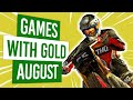Games with Gold August 2020