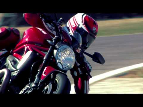 2020 Ducati Monster 1200 in Medford, Massachusetts - Video 1