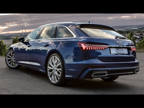 Audi A6 Avant 2019 Daytona Grey - Audi Cars Review Release ...