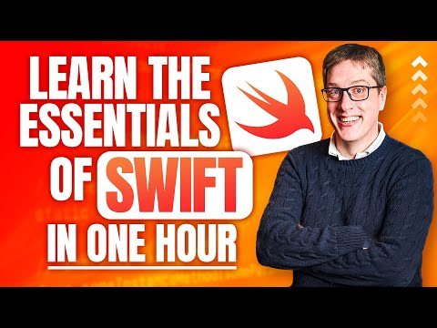 Learn the Essentials of Swift in one hour thumbnail