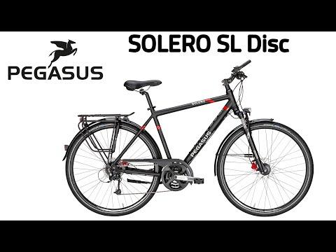 PEGASUS Solero SL Disc Modell 2016 | Produktvideo