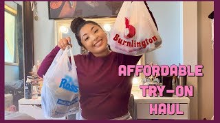 Affordable Haul | Ross & Burlington | Athletic Apparel + More |