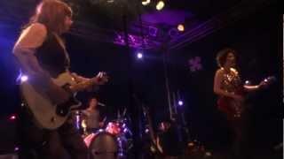 Those Darlins - BUMD - Live @ Le Point FMR - 21-04-2012