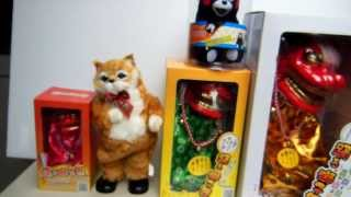 Dancing cat cute cat No1 a なかよし茶トラ ダンシングキャット猫 猫田係長 kawaii kitty