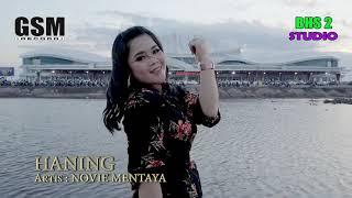 DJ HANING 2019 versi INDONESIA ORIGINAL Art Novie Mentaya...