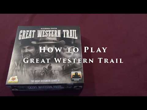 How to Play Great Western Trail