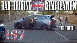 Bad Driving UK Compilation 157