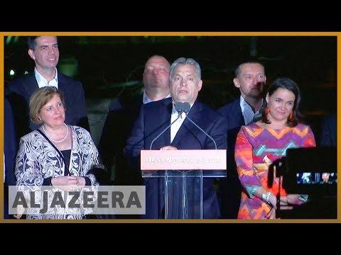 🇭🇺 Hungary elections: PM Viktor Orban wins third term | Al Jazeera English