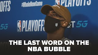 "NBA Stars Detail Their Bubble Experiences: ""I'm Ready to Go Home"""
