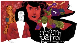 Doom Patrol Television Show coming out early and I'm curious