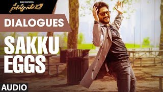 gratis download video - Sakku Eggs Dialogue | Savyasachi Movie | Naga Chaitanya, Nidhi Agarwal | MM Keeravaani