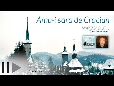 Narcisa Suciu – Amu-i sara de craciun Video