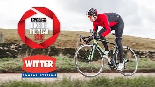 Wilier Triestina GTR SL – Bike Of The Year Winner (£2000-2750)