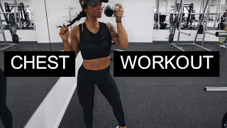 CHEST WORKOUT PROGRAM | LETS BUILD BOOBS | Follow Me To The Gym