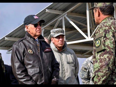Biden To FULLY End War In Afghanistan?!