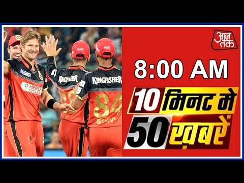 10 Minute 50 Khabrien: Confident RCB Take On MI At Home
