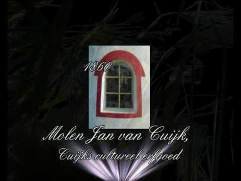 Molen Jan van Cuijk bestaat 150 jaar