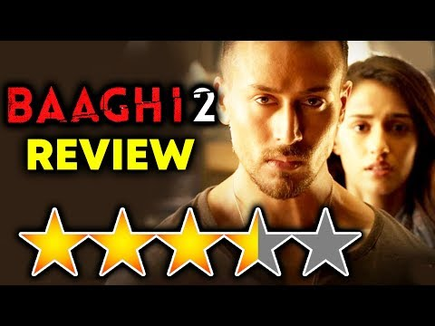 BAAGHI 2 Movie Review | 2018 की शानदार Action Film | Tiger Shroff | Disha Patani