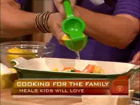 Video Meals Kids Will Love