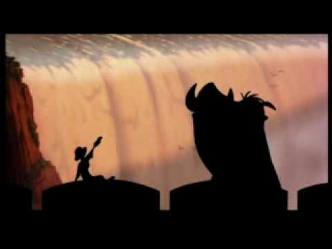lion king 3 hakuna matata dvd