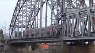 Донской железнодоржный разводной мост