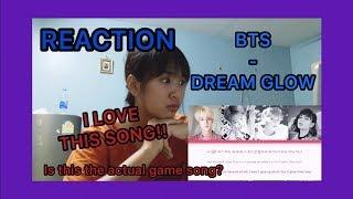 BTS   Dream Glow (Feat. Charli XCX) || THAI REACTION เสียงสูงทั้งเพลง ไม่หลงได้ไง?