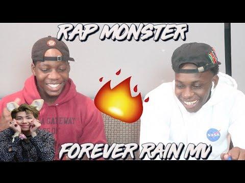 RM 'forever rain' MV- REVIEW/REACTION