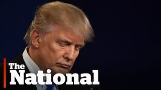 At Issue: Could the Trump presidency be in serious jeopardy?