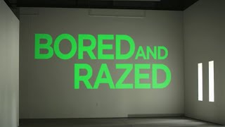 """The Raconteurs - """"Bored and Razed"""" (Lyric Video)"""