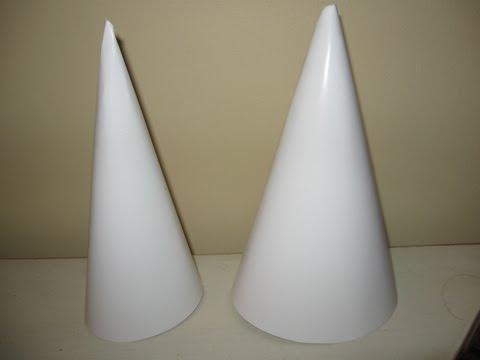 How To Make A Cone Craft Tutorial