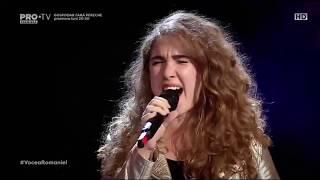 Vocea României 2017 Zsuzsana Cerveni - Mistreated (by Deep Purple)