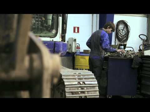 MICHAEL@WORK, Mécatronicien de machines industrielles et de la construction