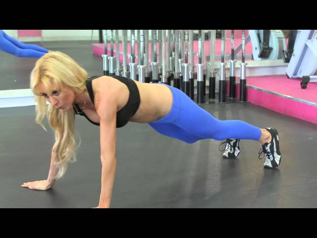 The Floor-Wiper Shoulder Exercise : Body Conditioning