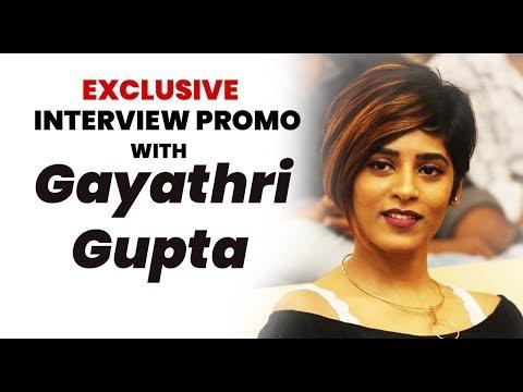 Actress Gayatri Gupta Exclusive Interview Promo