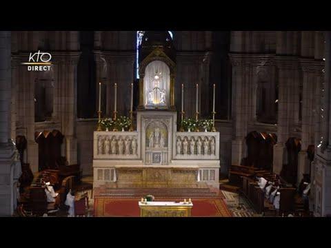 Prière du Milieu du jour du 17 juin 2021 des Bénédictines du Sacré-Coeur de Montmartre
