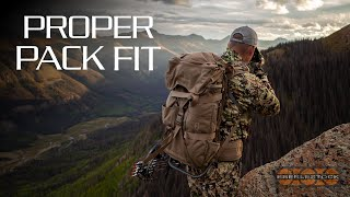 Proper Backpack Fit - How to Fit a Pack (Part 1)