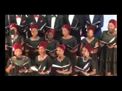 Gbo Ohun Awon Angeli: Arr. Emeka Nwokedi- Melukah Choral Ensemble