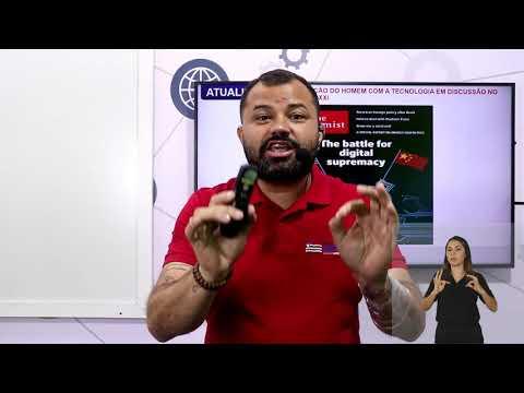Aula 07 | O homem e a tecnologia no século XXI - Parte 02 de 03 - Atualidades
