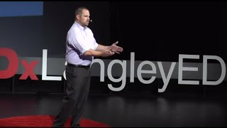 Teachers as change agents | Karl Lindgren-Streicher | TEDxLangleyED