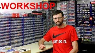 Lego Technic Workshop – Моя Лего Техник Мастерская