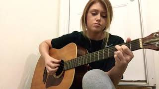 Jason Isbell   Cover Me Up (Courtney Patrick Cover)