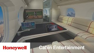 Cabin Entertainment | Products | Honeywell Aviation