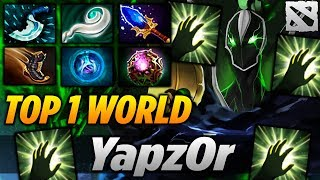 YapzOr Rubick [TOP 1 WORLD!] Highlights Dota 2