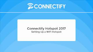 Connectify Hotspot – video tutorial